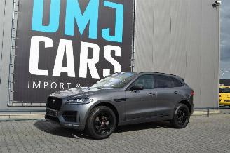 Jaguar F-Pace R-Sport AWD LED Incontrol Dynamic display 2018/1